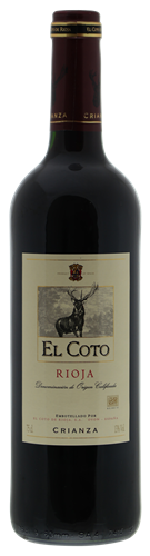 El Coto Rioja Crianza/  Spanje